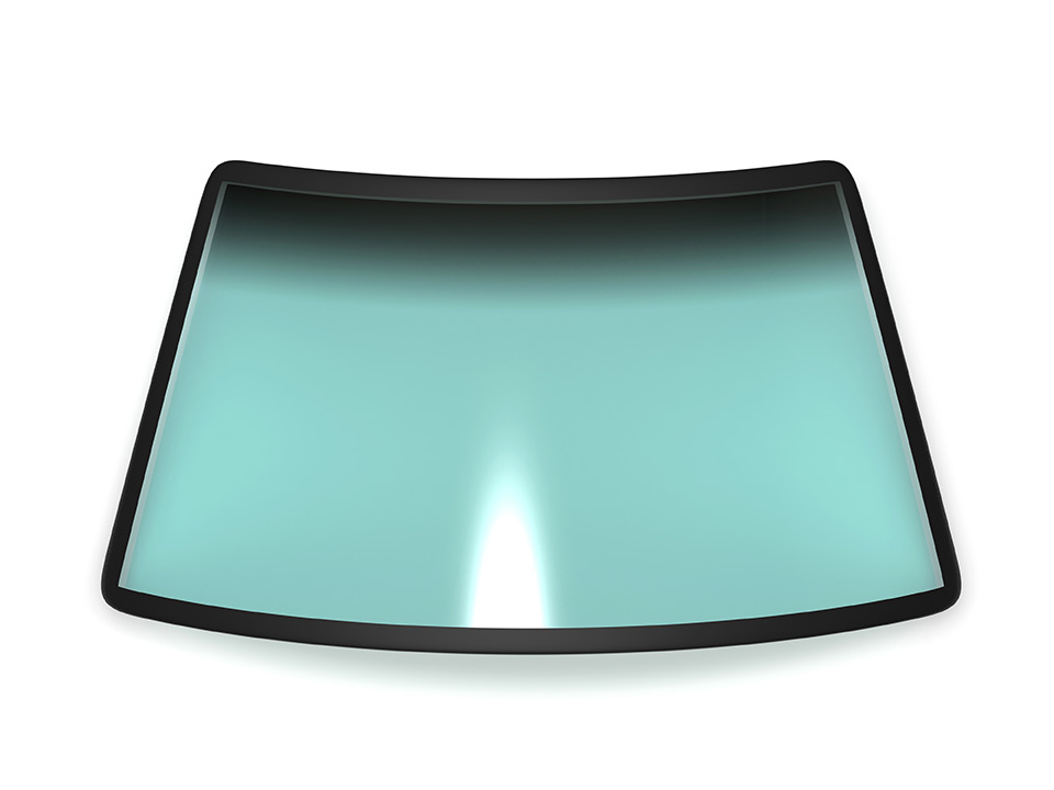Lead free auto silver conductive enamel, screen printed